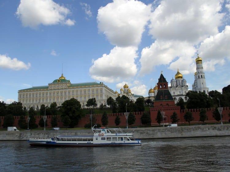 Het Kremlin is eigenlijk gewoon het oude stadscentrum