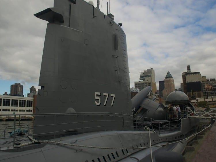 Growler onderzeeër